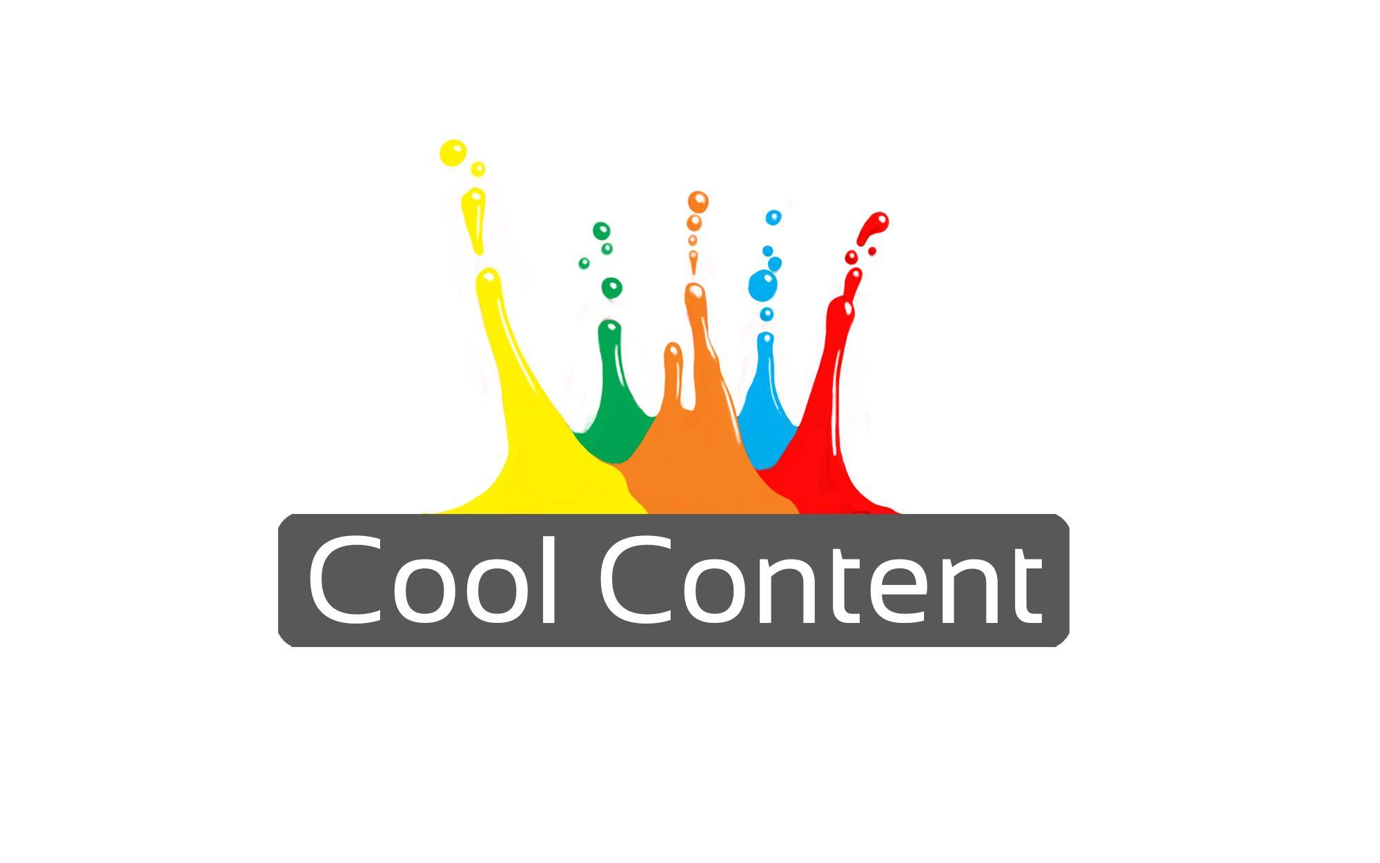 Лого для агентства Cool Content - дизайнер likuem