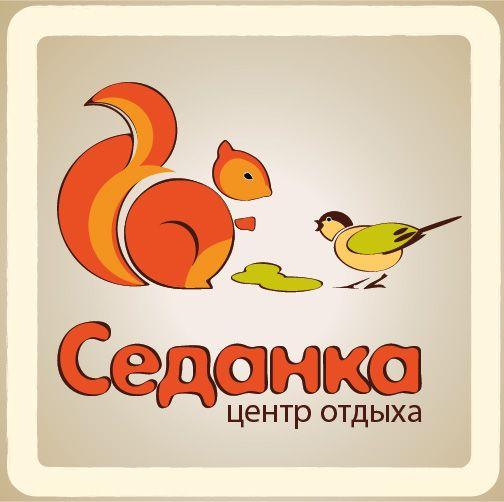 Логотип для центра отдыха - дизайнер li_monnka