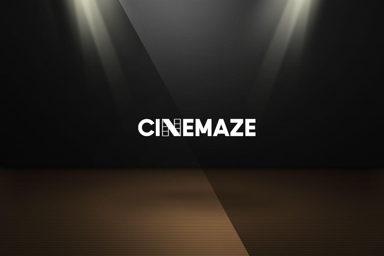 Логотип для кино-сайта - дизайнер Dasha_Gizma
