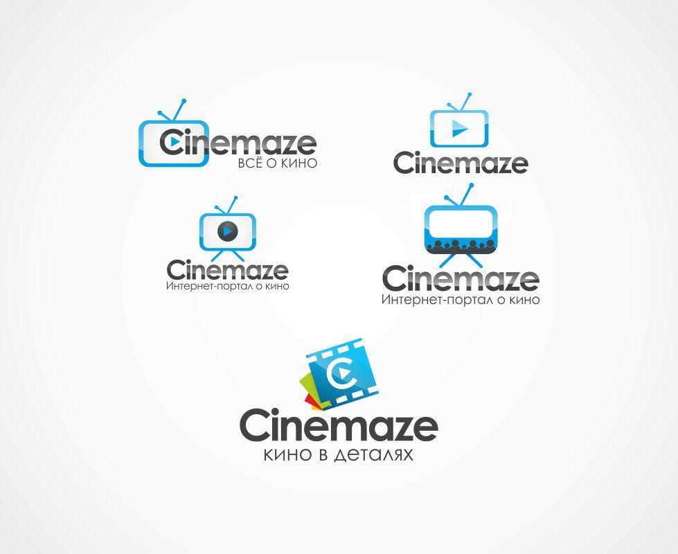 Логотип для кино-сайта - дизайнер kurgan_ok