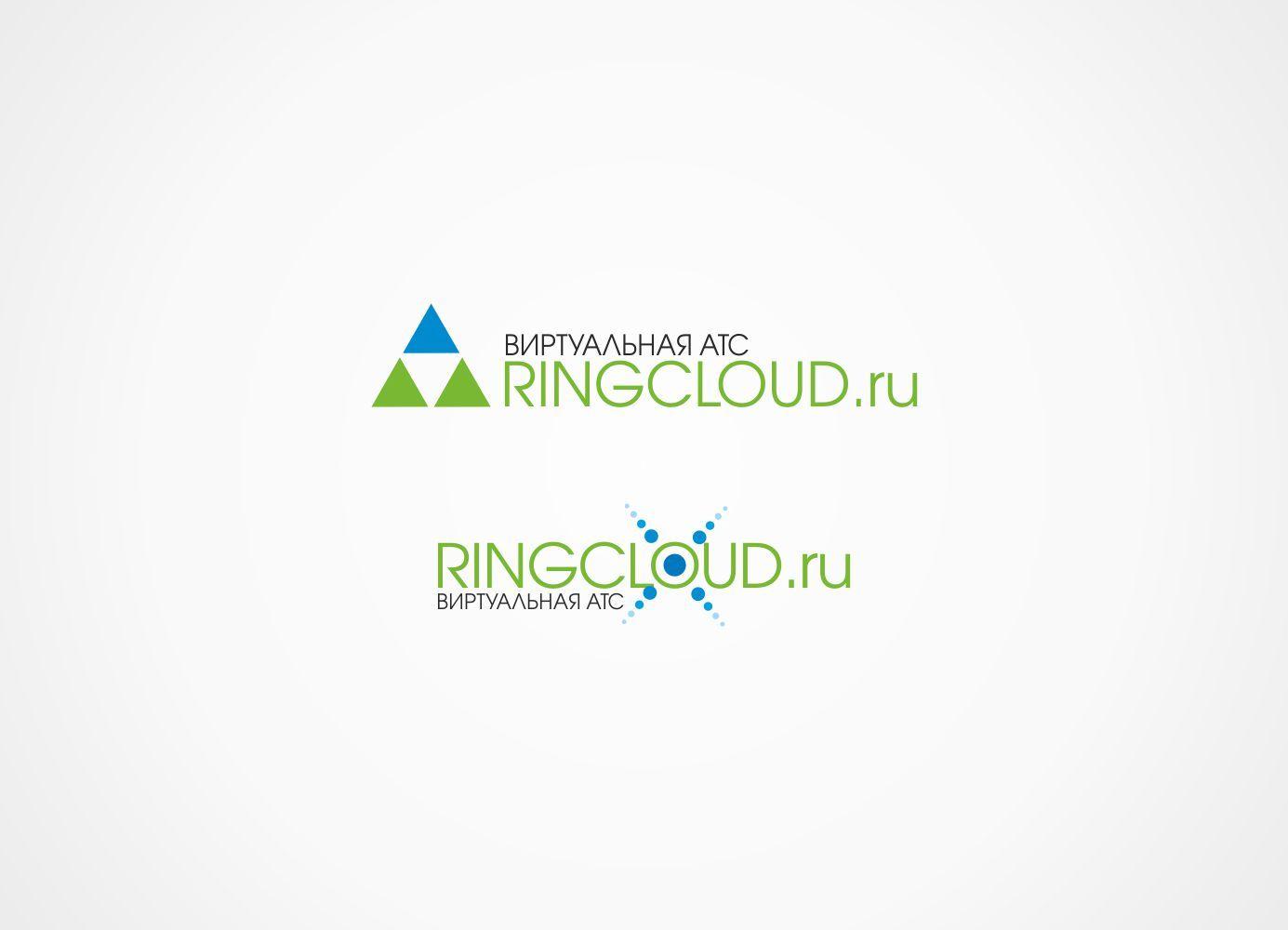 Логотип RingCloud.ru - дизайнер kurgan_ok