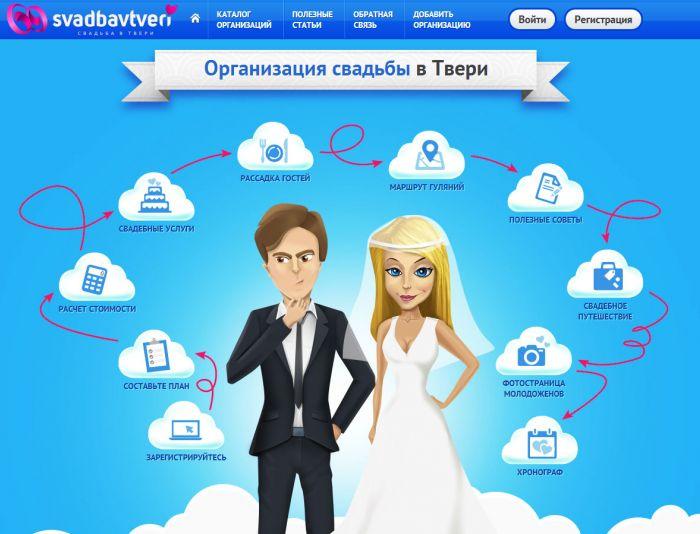 Логотип для свадебного портала - дизайнер Alphir