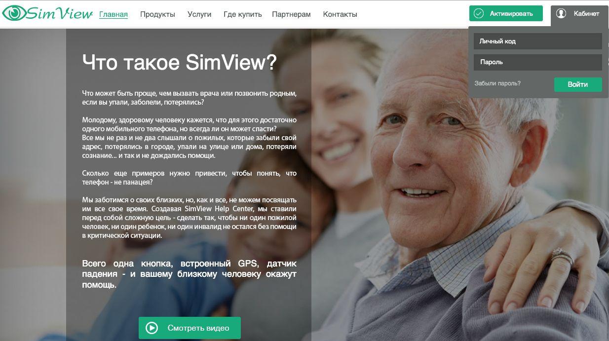 SimView лого и фирменный стиль - дизайнер Super-Style