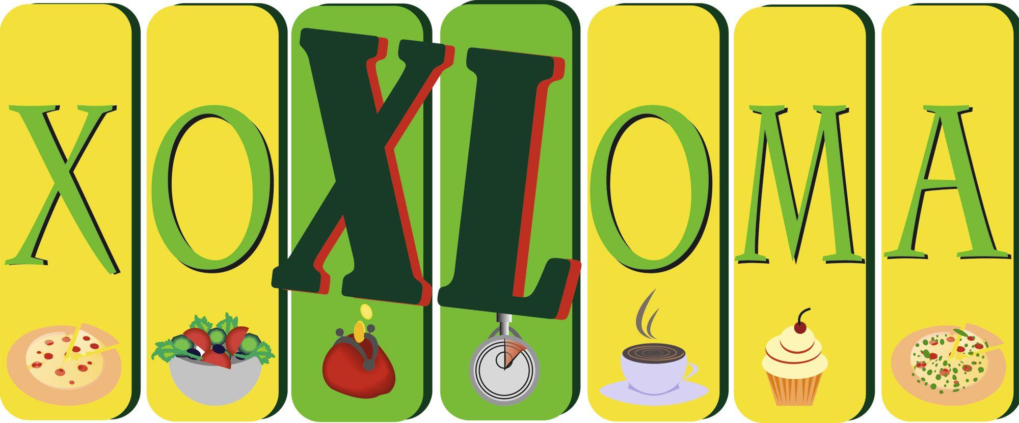 Лого для кафе быстрого обслуживания (пиццерии) - дизайнер Oksent_2010