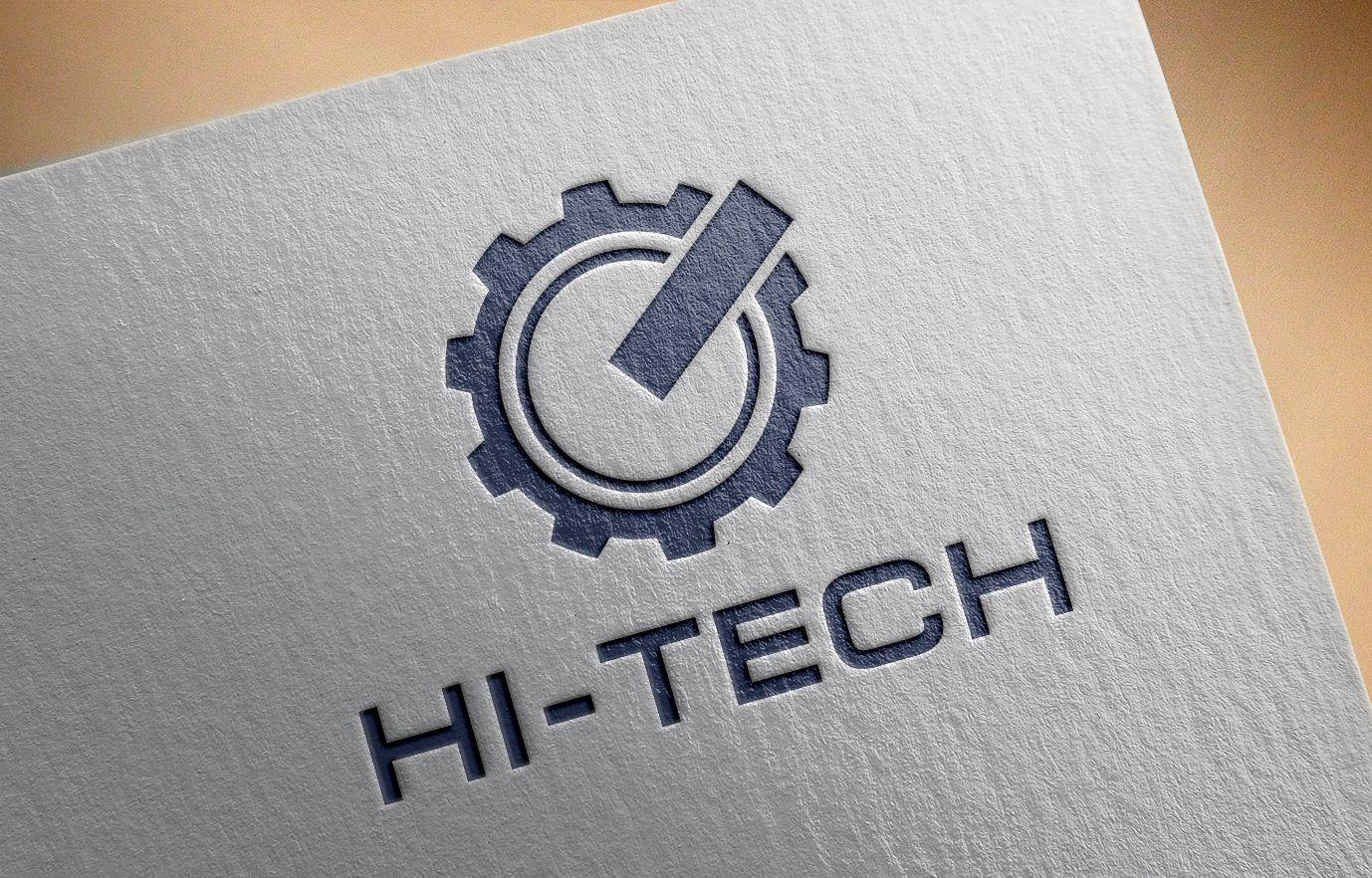 Логотип для Hi-Tech - дизайнер art-valeri
