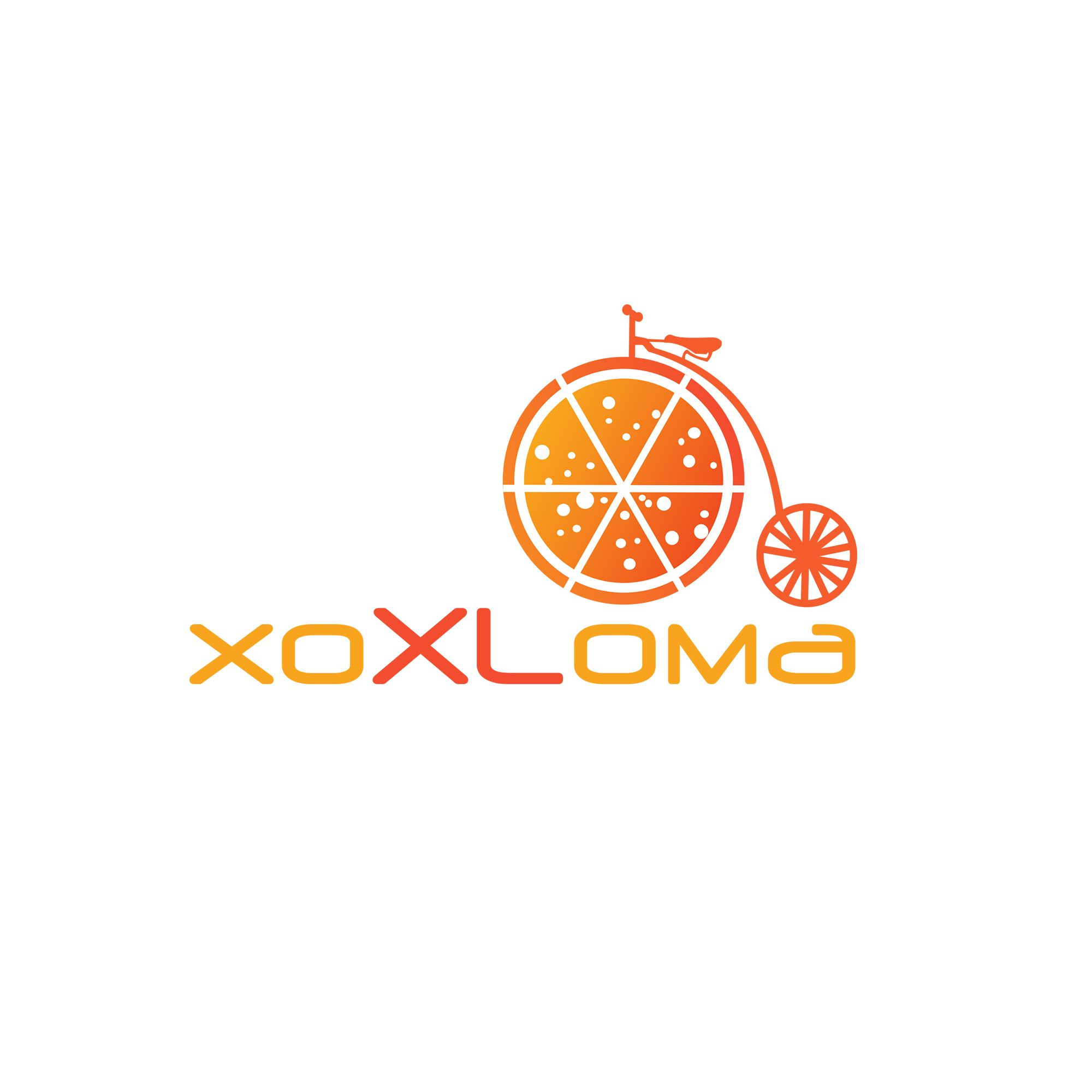Лого для кафе быстрого обслуживания (пиццерии) - дизайнер Kristina_Mulyan