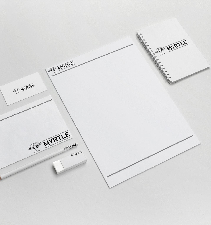 Фирменный стиль для цветочной компании - дизайнер Solten