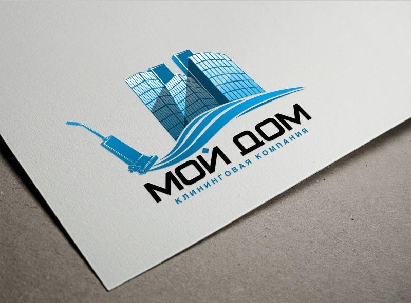 Логотип клининговой компании - дизайнер zozuca-a
