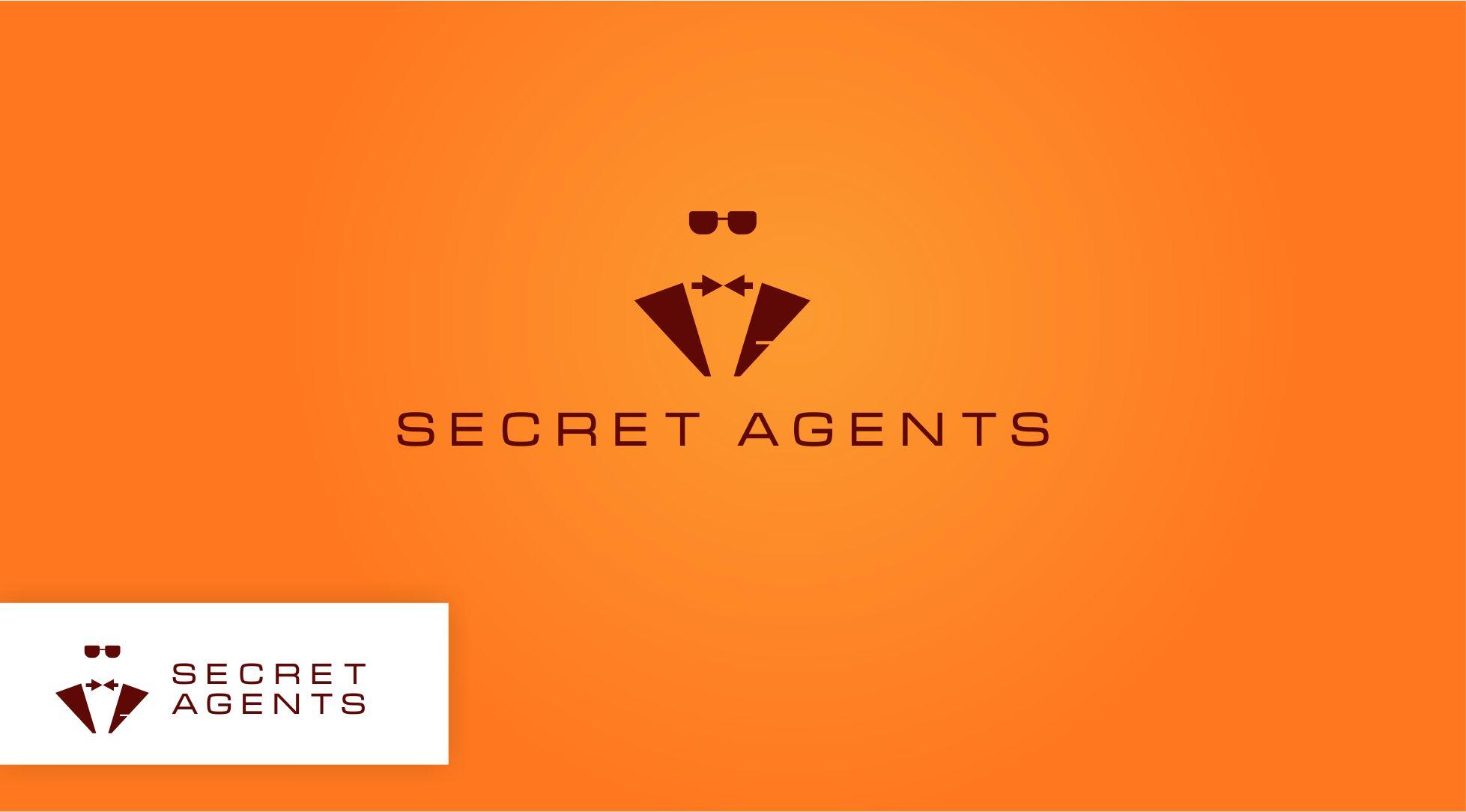 Логотип для веб-разработчика Secret Agents - дизайнер D_A