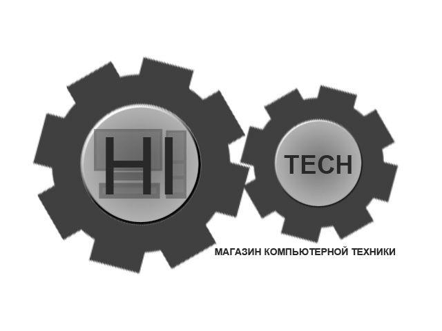 Логотип для Hi-Tech - дизайнер Art4Design