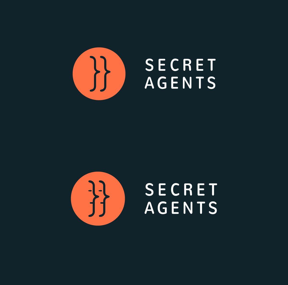Логотип для веб-разработчика Secret Agents - дизайнер Danilich