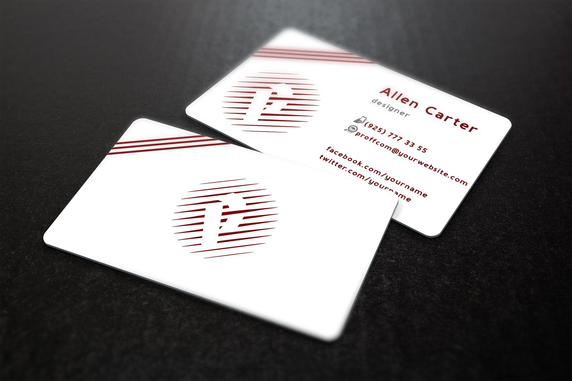 Фирстиль для агентства бизнес мероприятий - дизайнер Advokat72