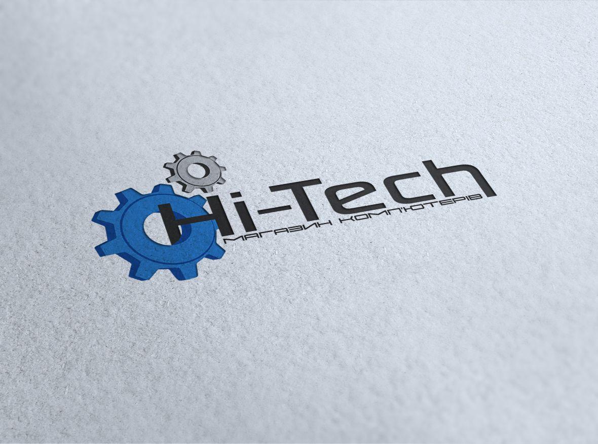 Логотип для Hi-Tech - дизайнер La_persona
