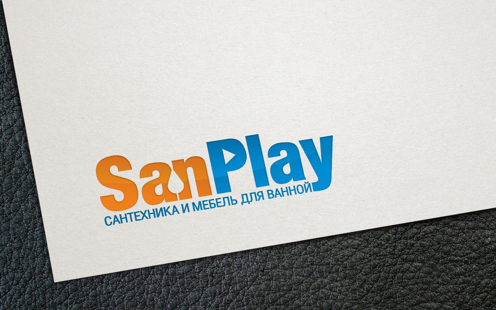 Логотип для SanPlay - дизайнер froogg
