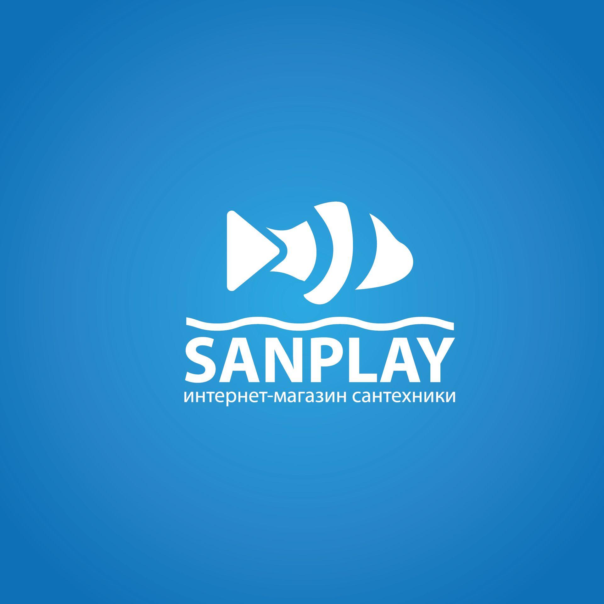 Логотип для SanPlay - дизайнер alpine-gold