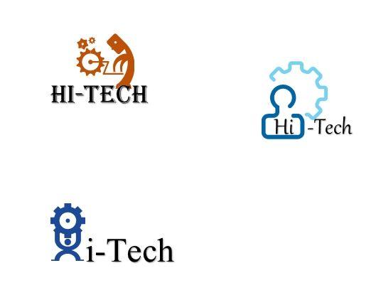 Логотип для Hi-Tech - дизайнер deana09