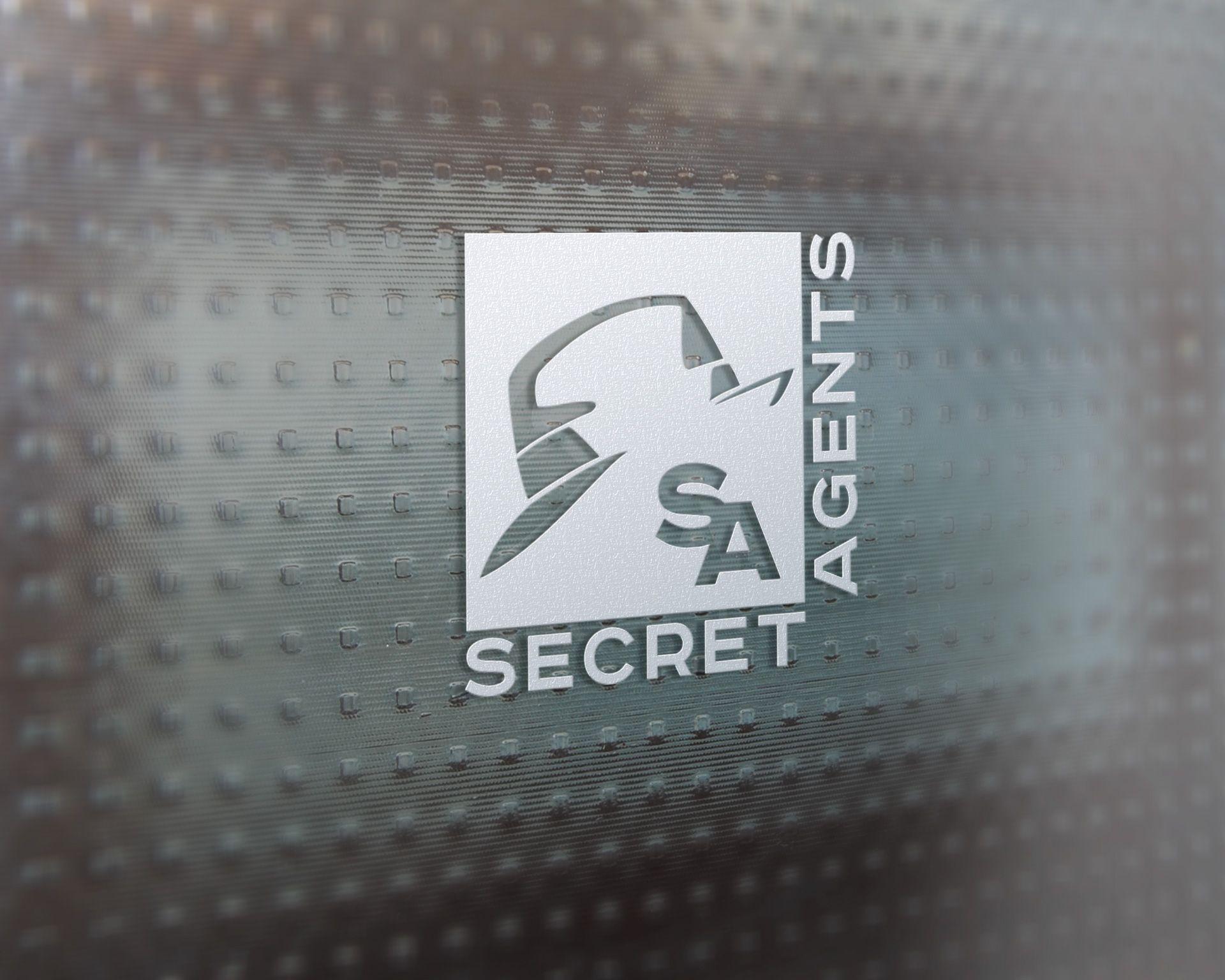 Логотип для веб-разработчика Secret Agents - дизайнер Advokat72