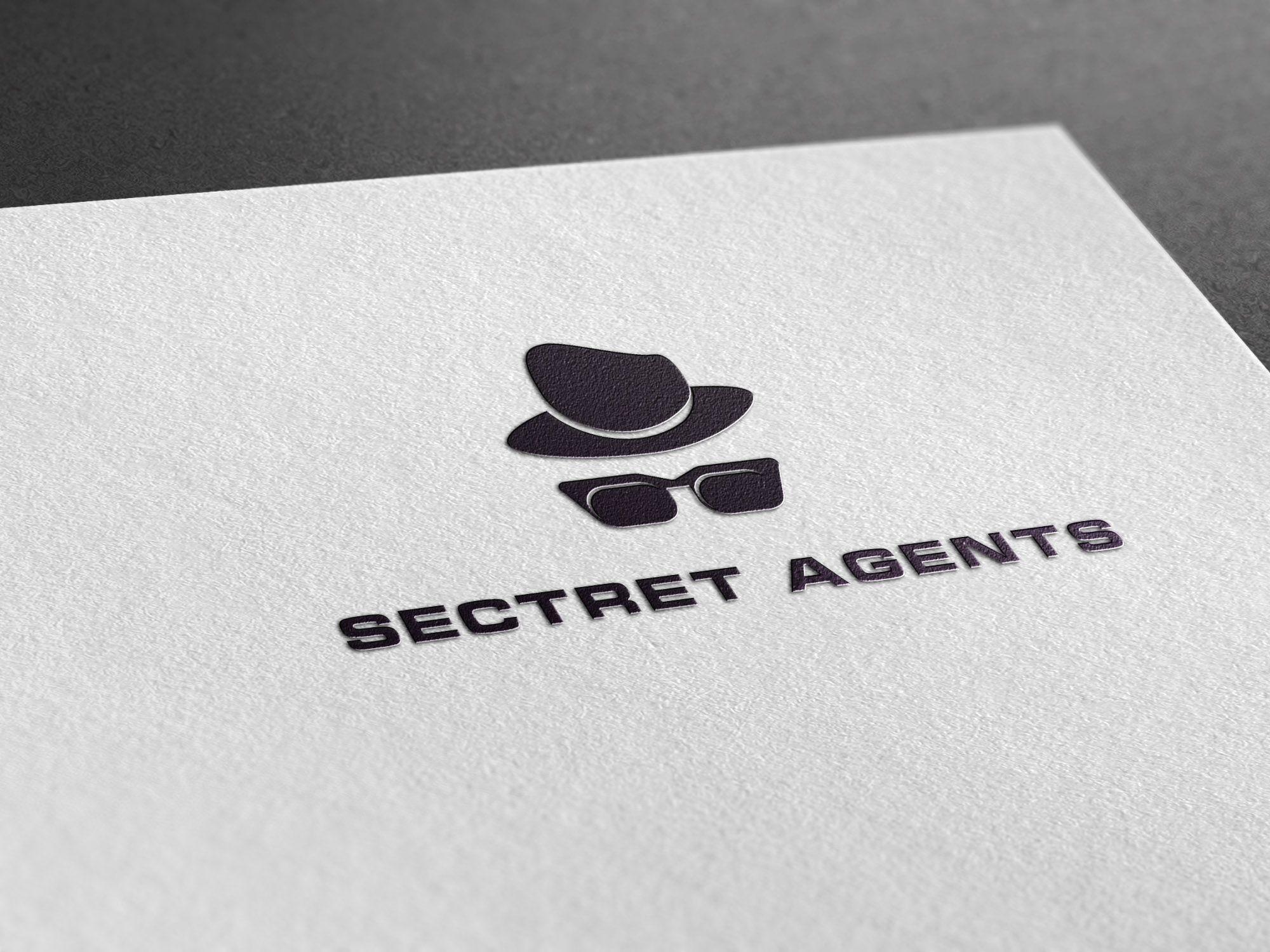 Логотип для веб-разработчика Secret Agents - дизайнер mischa3
