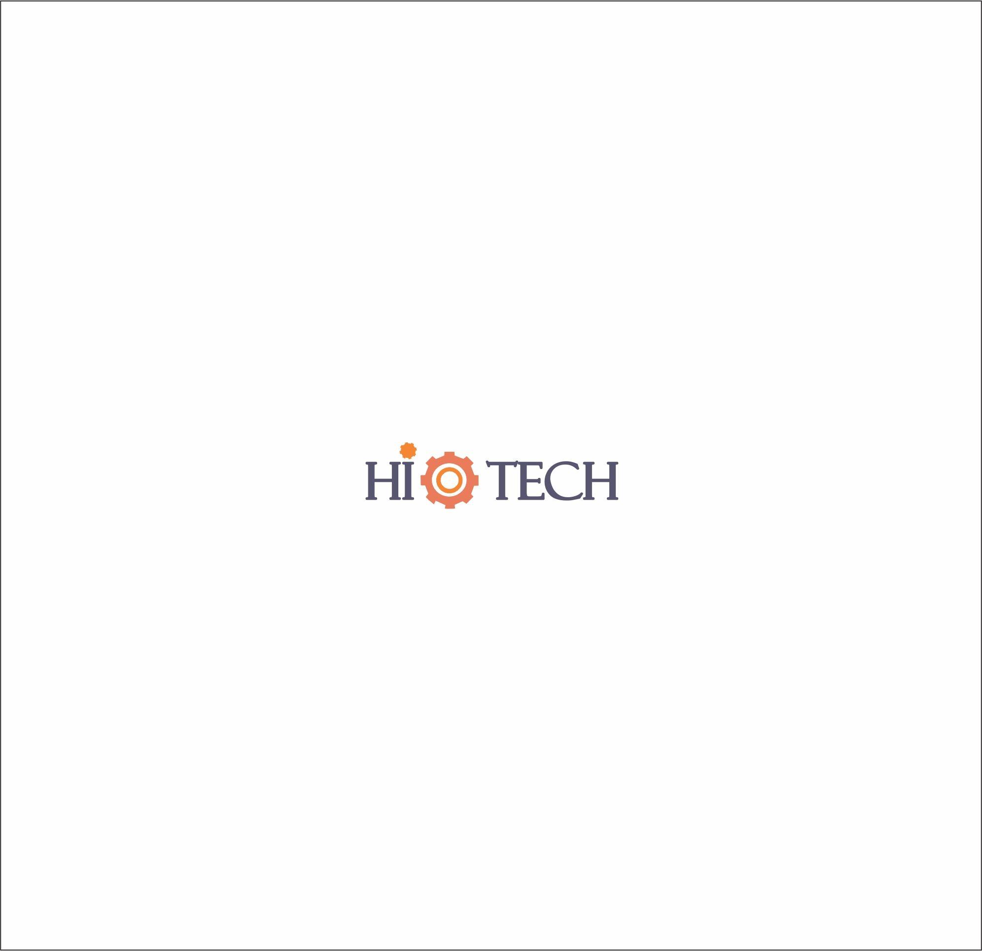Логотип для Hi-Tech - дизайнер voinickis