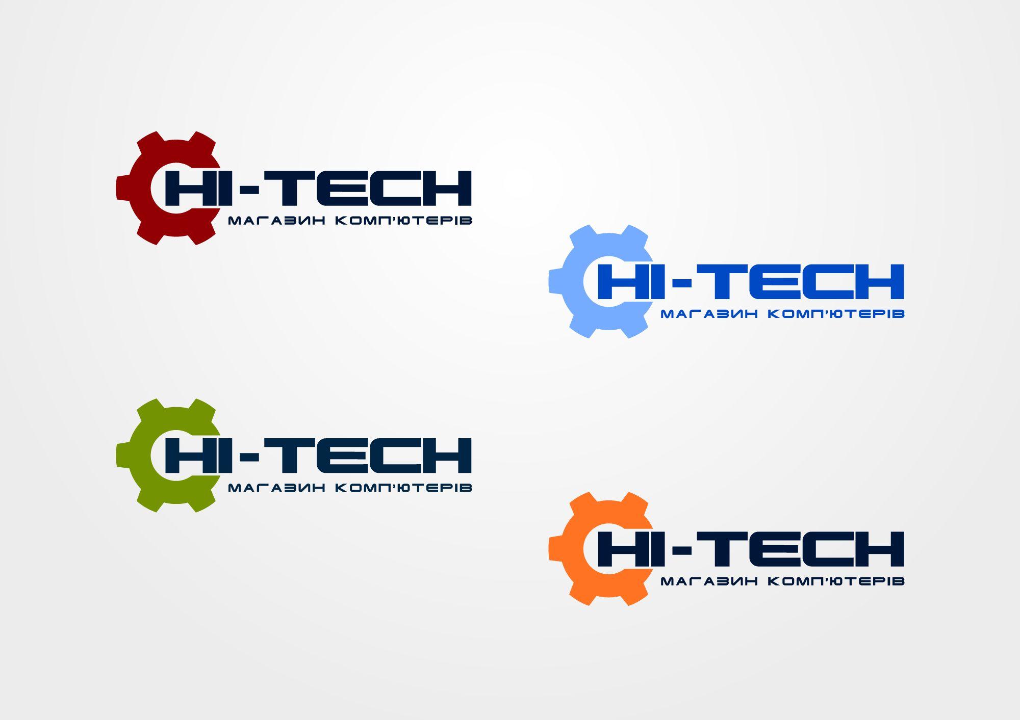 Логотип для Hi-Tech - дизайнер Alphir