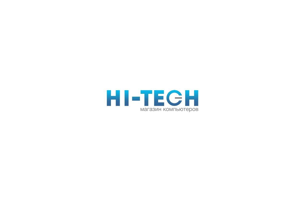 Логотип для Hi-Tech - дизайнер ilvolgin