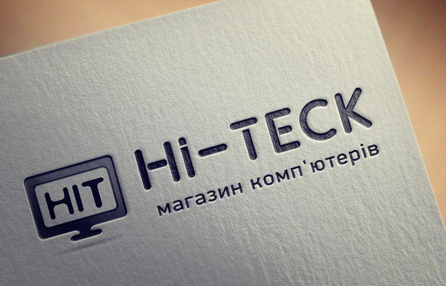 Логотип для Hi-Tech - дизайнер Letova