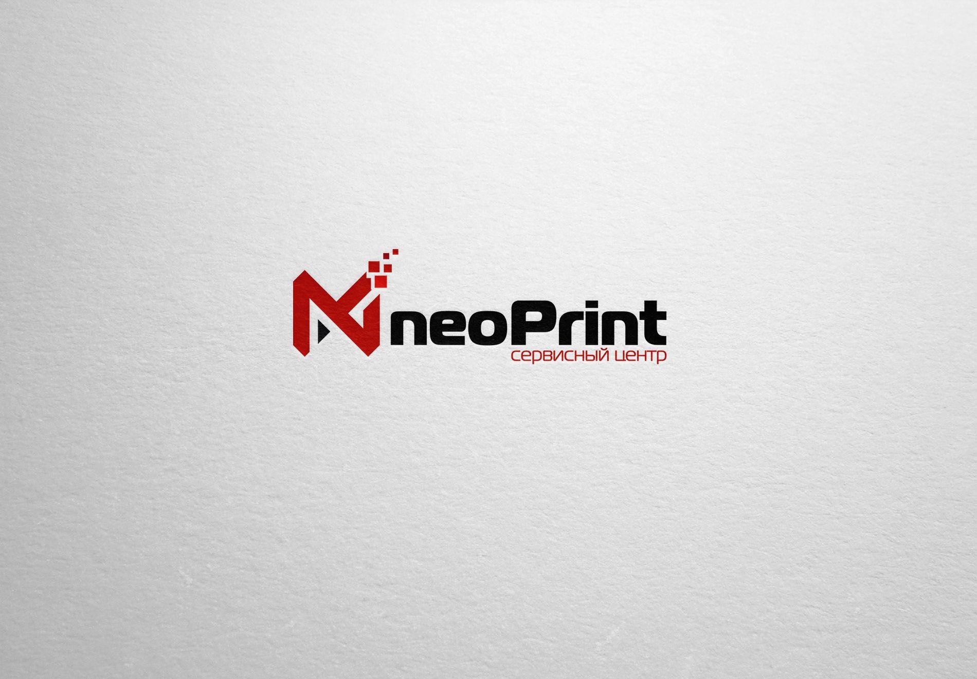 Логотип сервис центра - дизайнер La_persona