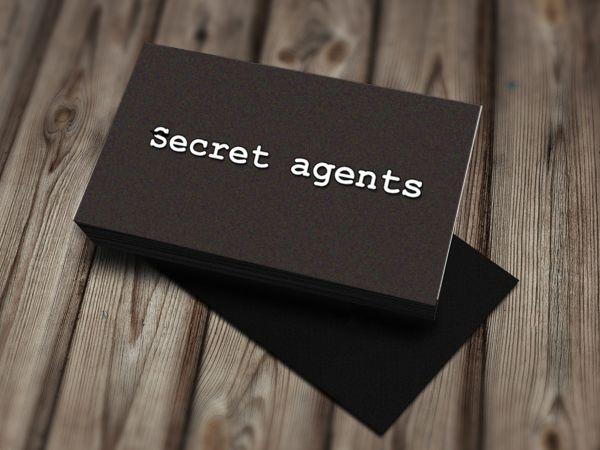 Логотип для веб-разработчика Secret Agents - дизайнер vamp316
