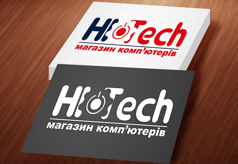 Логотип для Hi-Tech - дизайнер Sheldon-Cooper