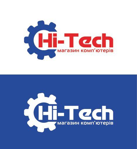 Логотип для Hi-Tech - дизайнер sobako2