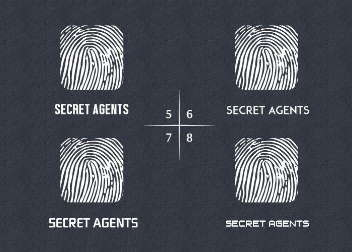 Логотип для веб-разработчика Secret Agents - дизайнер Andrey_26