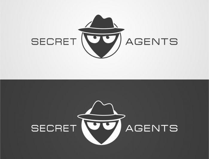 Логотип для веб-разработчика Secret Agents - дизайнер epik7th