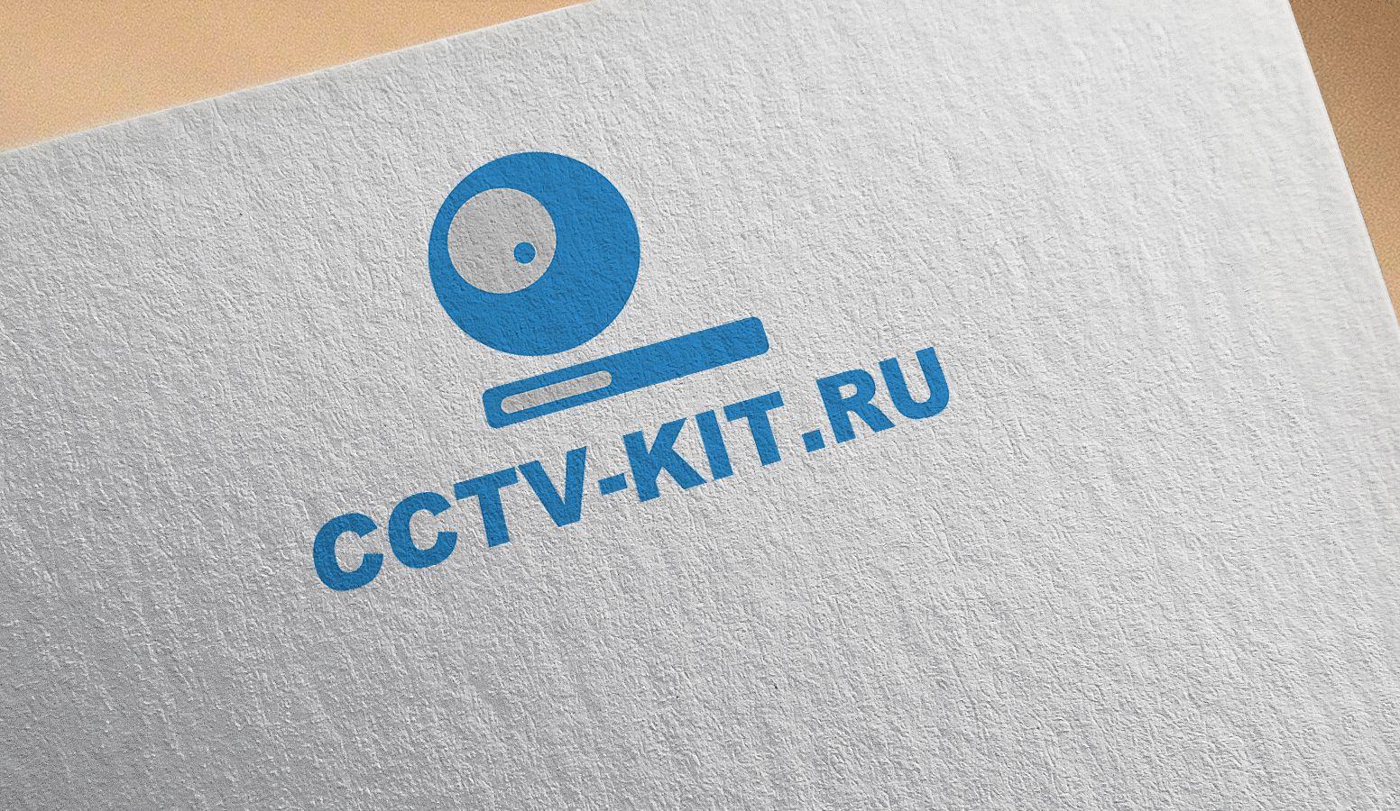 Логотип для интернет-магазина видеонаблюдения - дизайнер TerWeb