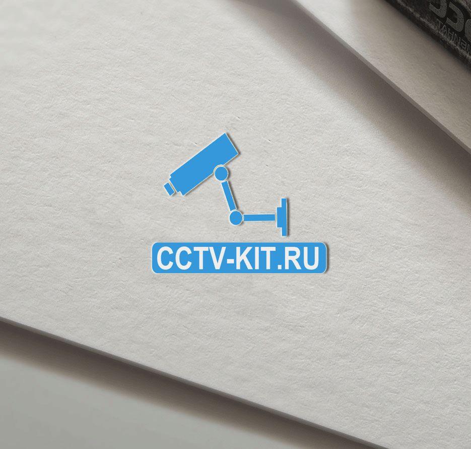 Логотип для интернет-магазина видеонаблюдения - дизайнер Super-Style