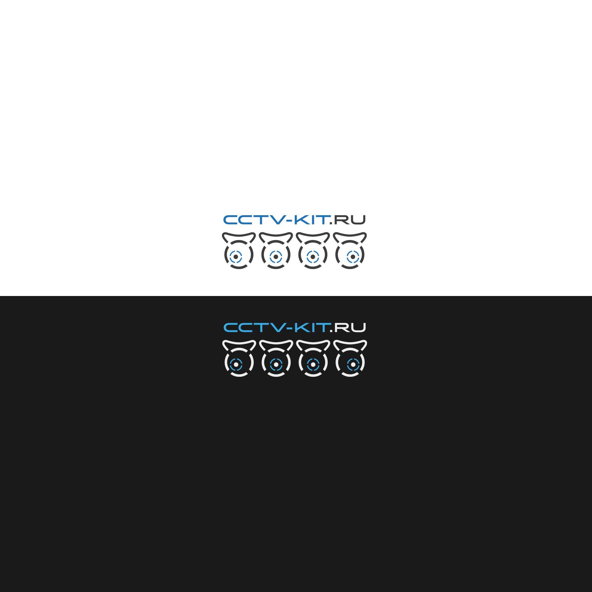 Логотип для интернет-магазина видеонаблюдения - дизайнер Gas-Min