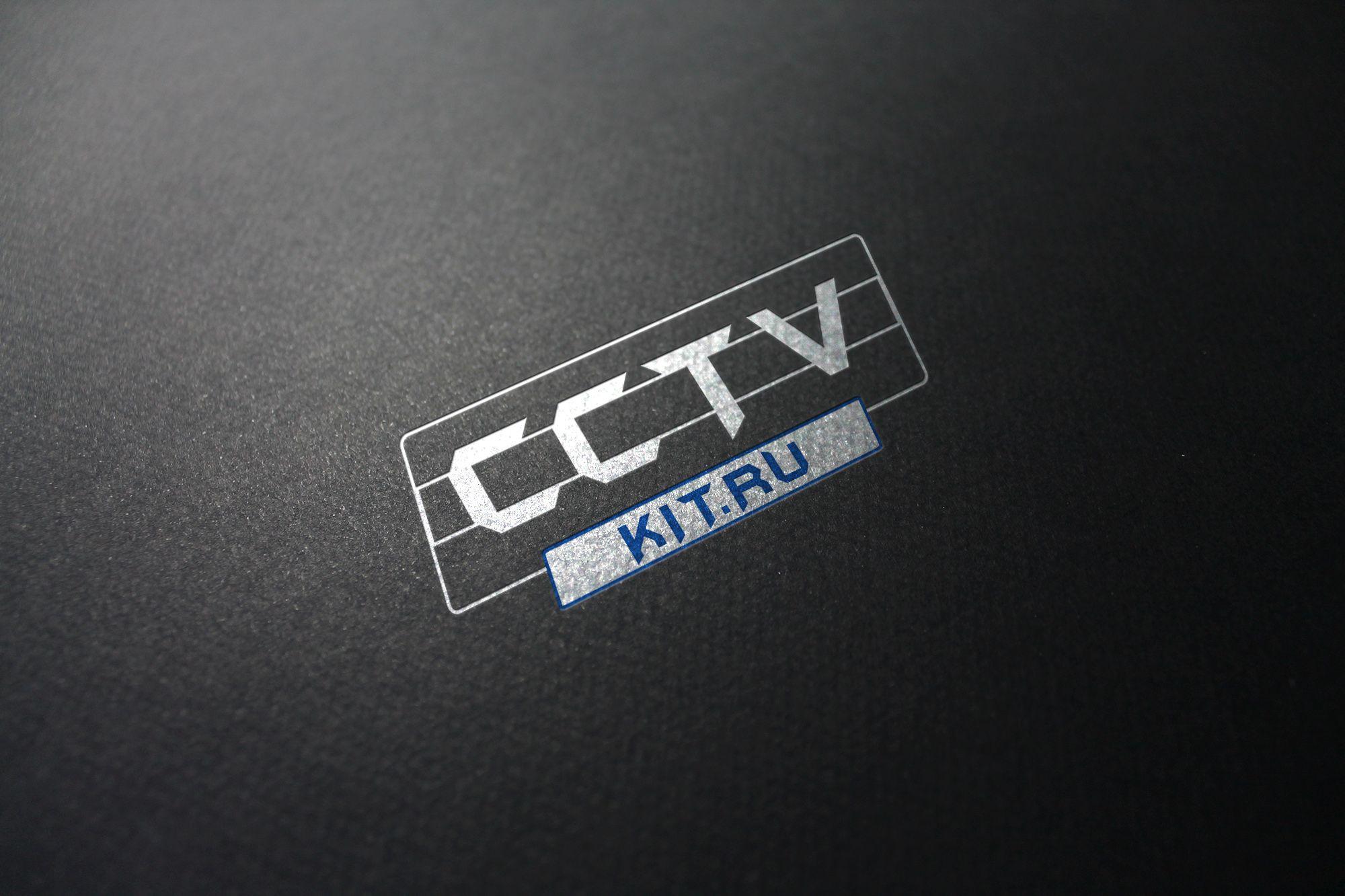 Логотип для интернет-магазина видеонаблюдения - дизайнер Greitos