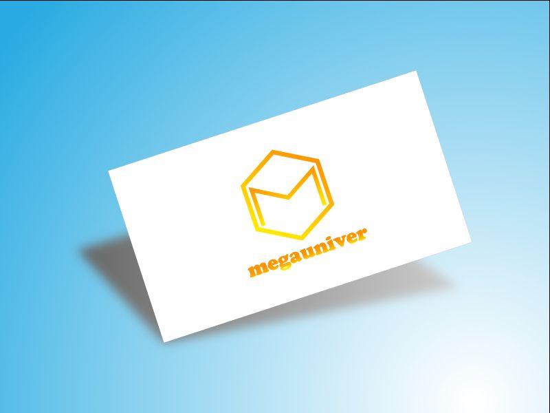 Разработка логотипа для сайта megauniver.ru - дизайнер Ninpo
