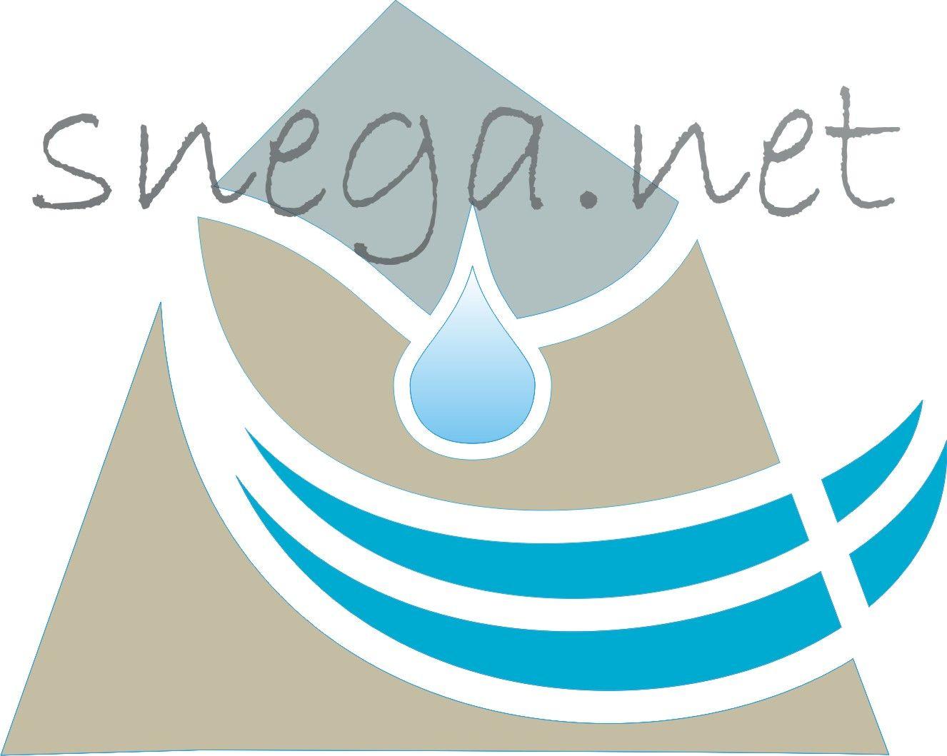 Разработка логотипа для сайта snega.net - дизайнер enovaandrieell