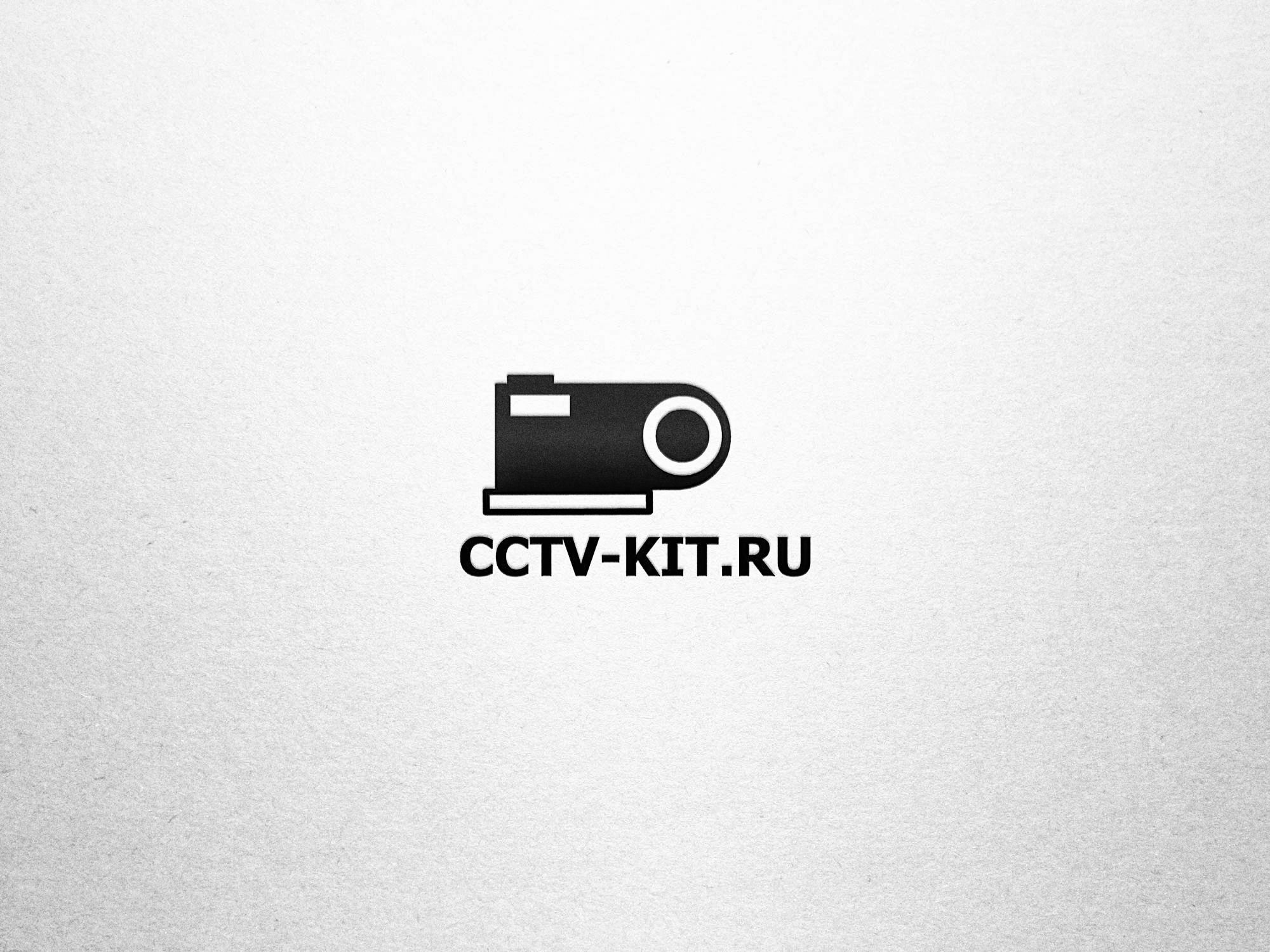 Логотип для интернет-магазина видеонаблюдения - дизайнер Anyutochkin