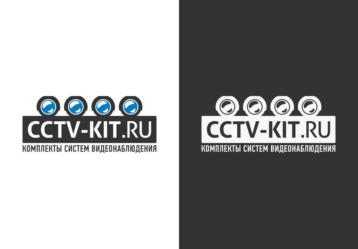 Логотип для интернет-магазина видеонаблюдения - дизайнер Pafoss