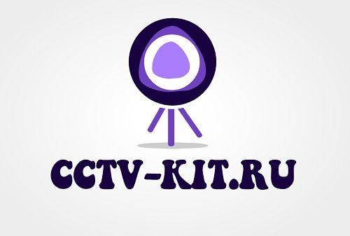 Логотип для интернет-магазина видеонаблюдения - дизайнер kirrav
