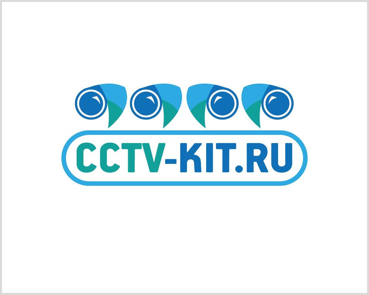 Логотип для интернет-магазина видеонаблюдения - дизайнер FLINK62