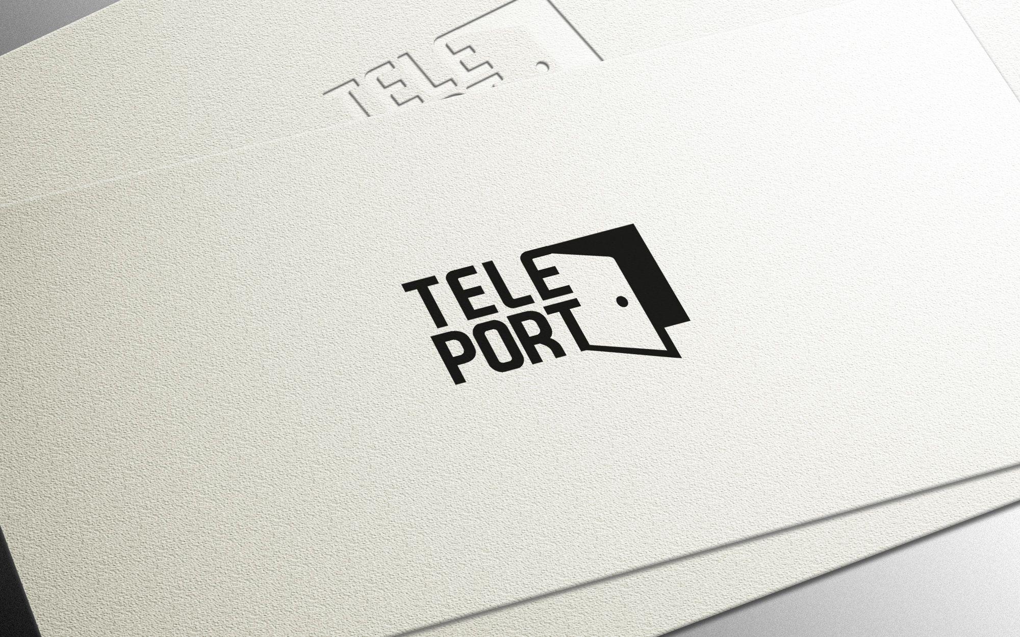 Логотип для Телепорт - дизайнер Gas-Min