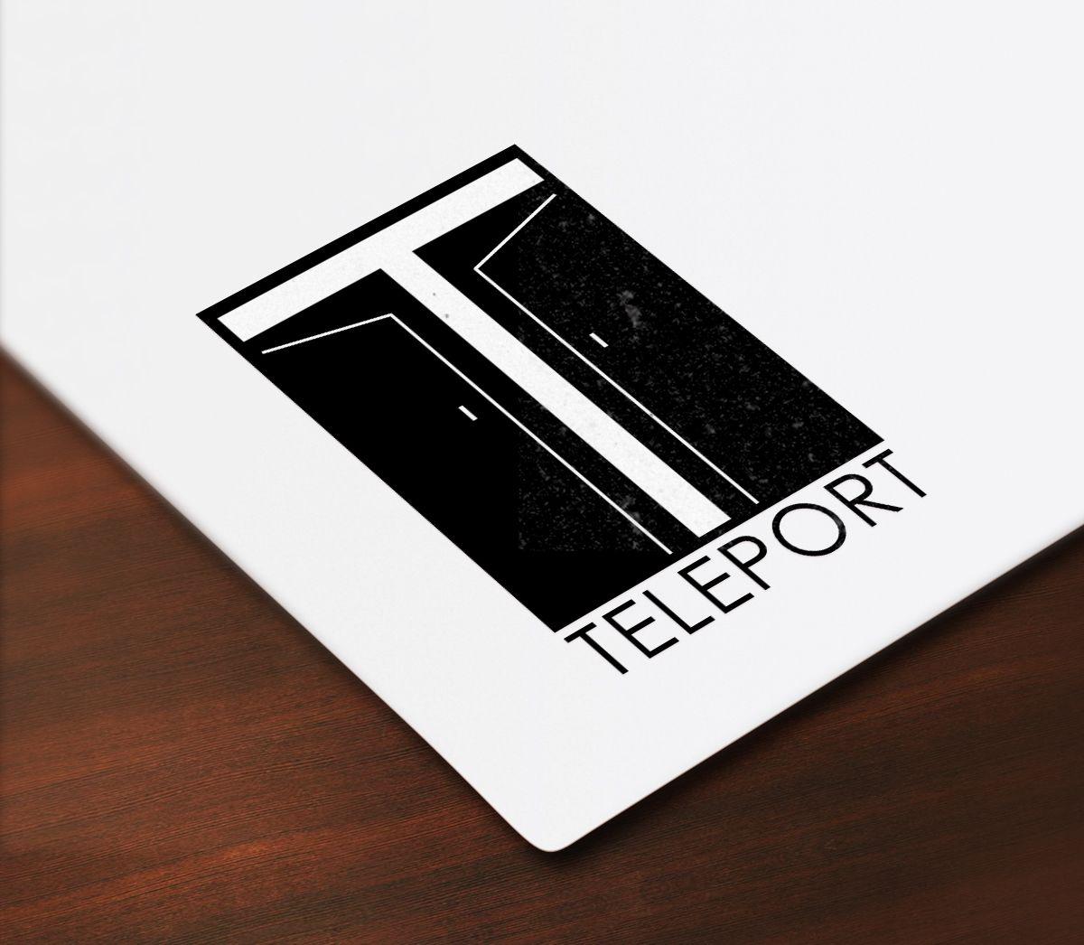 Логотип для Телепорт - дизайнер bzgood