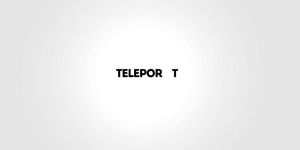 Логотип для Телепорт - дизайнер Andrey_26
