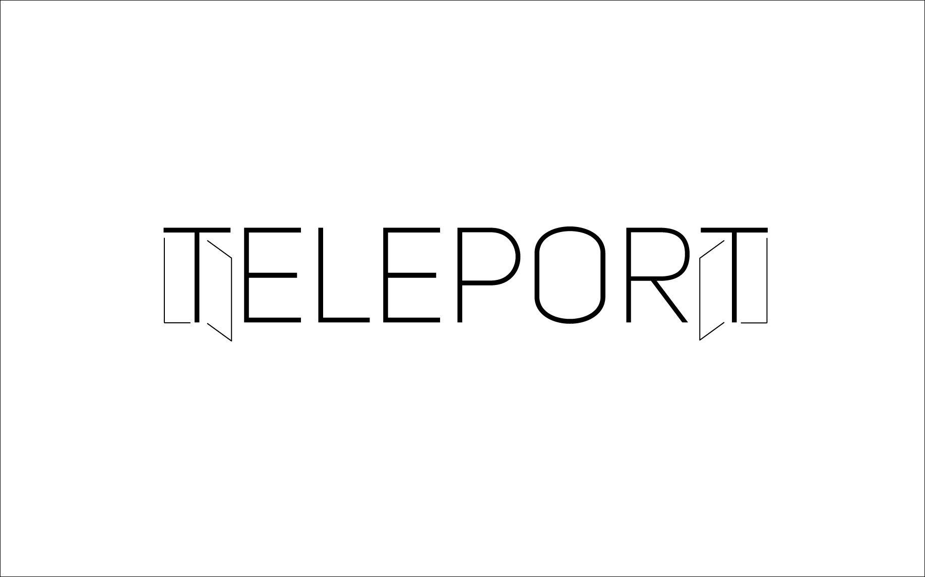 Логотип для Телепорт - дизайнер Gektor8