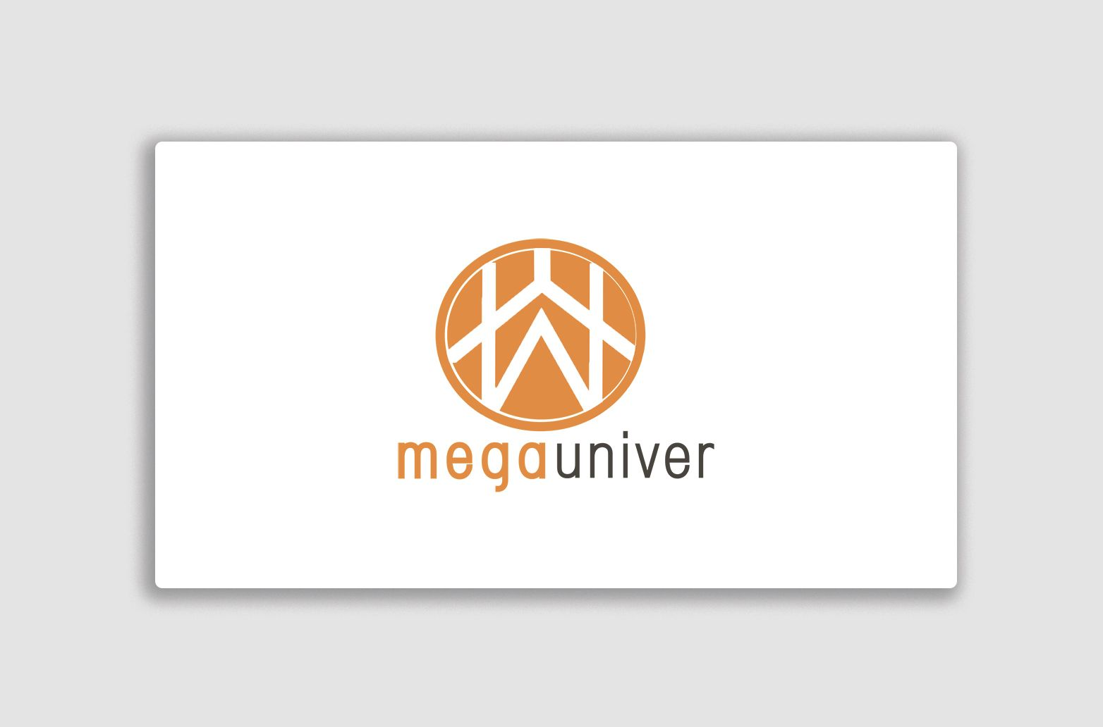 Разработка логотипа для сайта megauniver.ru - дизайнер sz888333