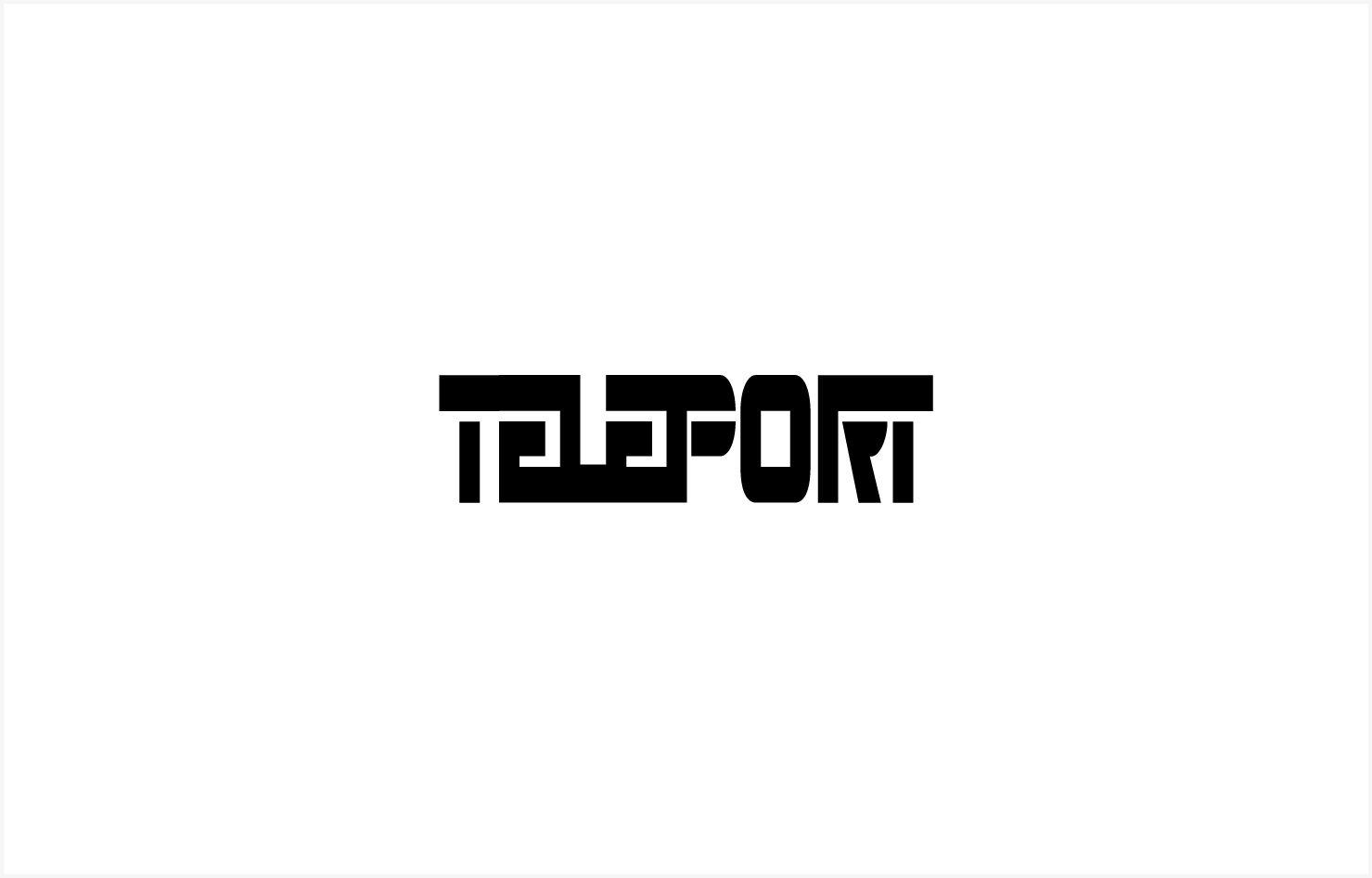Логотип для Телепорт - дизайнер BELL888