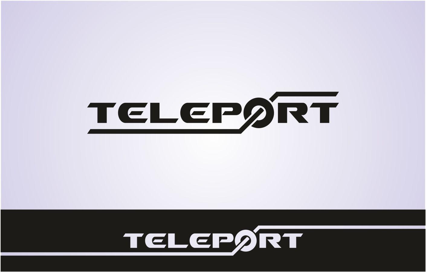 Логотип для Телепорт - дизайнер graphin4ik
