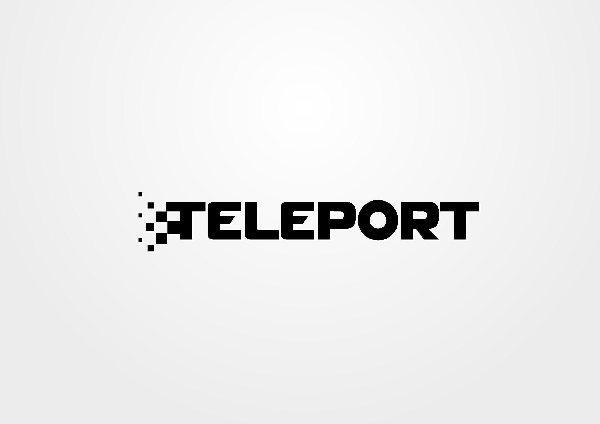 Логотип для Телепорт - дизайнер Alphir